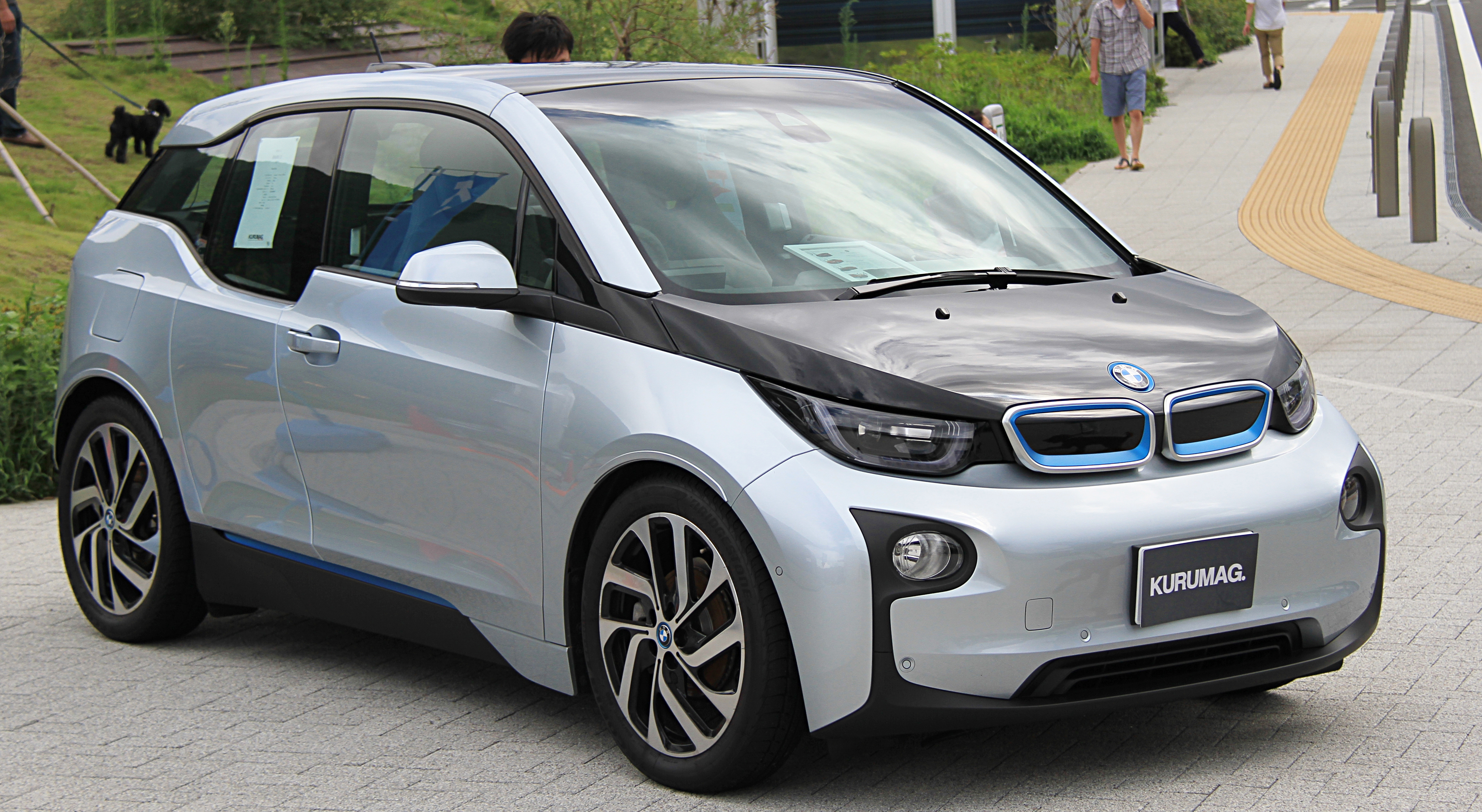 Bmw Company Told About Updated Electric Hatchback I3
