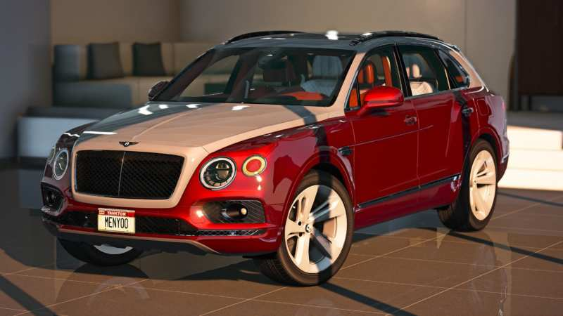 Bentley is preparing a competitor for the BMW X6