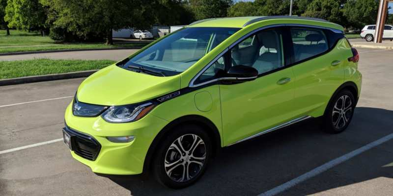Chevrolet Bolt's debut will be released in January