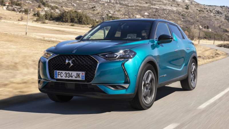 DS3 Crossback Electric Carrier Overview