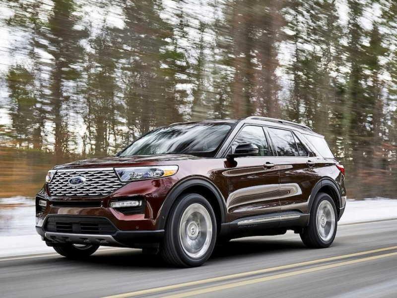 Ford Explorer 2019 – now with longitudinal engine