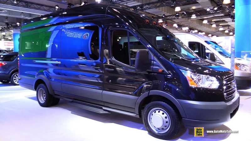 Ford Transit – made in Russia