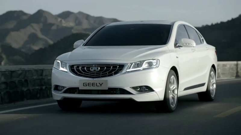 Geely GC 9 was better than Maybach and Jaguar