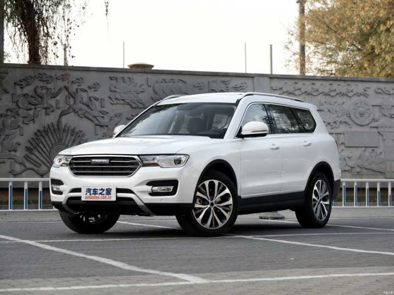 The Chinese have set a course for a premium crossover