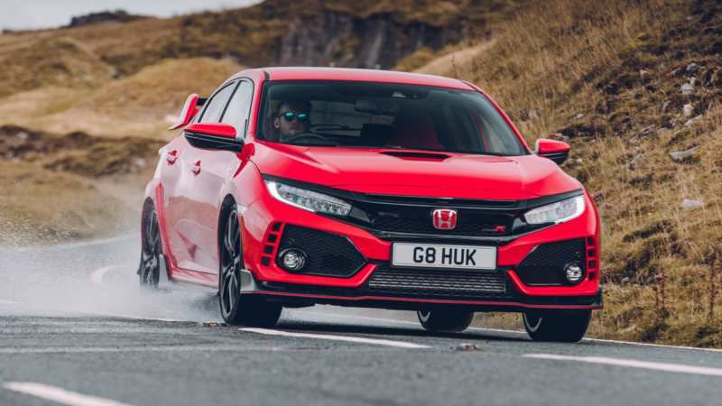 Honda introduced the tenth generation of Civic
