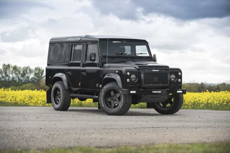 The car company Land Rover produced a model for $15,000