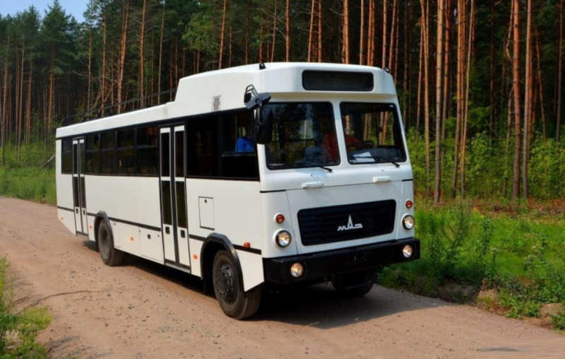 """The most unusual bus ever made"" decided to give Syria"