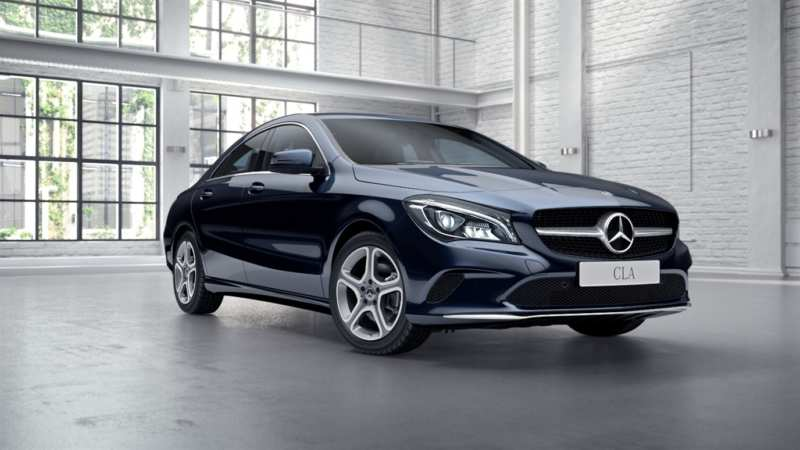 Updating Mercedes-Benz CLA 2019: What's new?