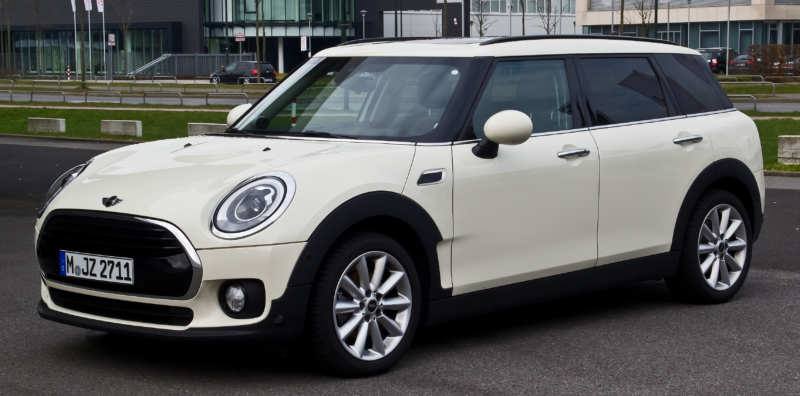 The Mini Clubman is slowly turning into Maxi