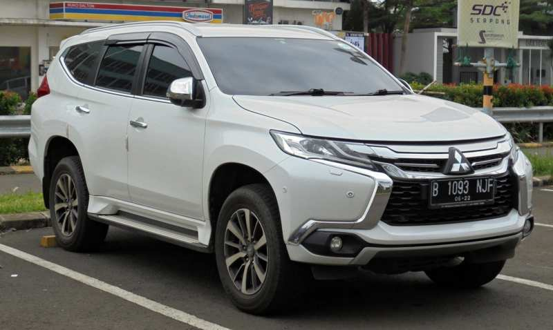 Daring restyling by Mitsubishi Pajero Sport 2019