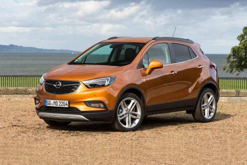Opel Mokka X will make an electric car