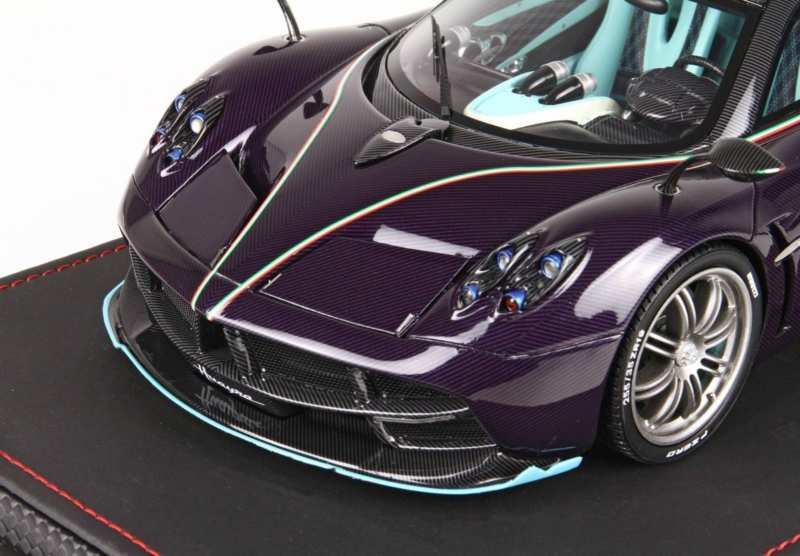 Huayra can be better!