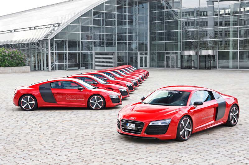 The German breakthrough from Audi is in the fall