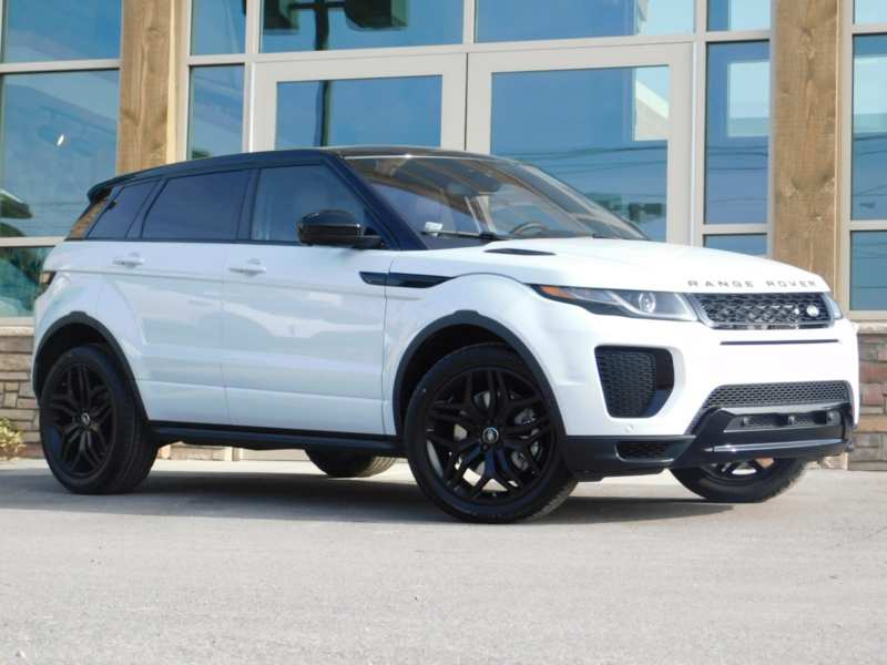 Like Velar, but cheaper, the British introduced the Range Rover Evoque