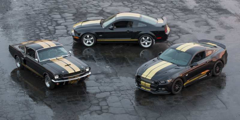 Shelby Series is a legend in the car world!