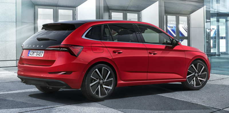 Skoda Rapid is being replaced by a new hatchback