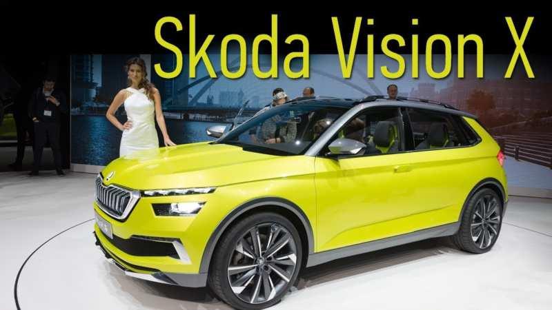 Skoda Kosmiq will be presented in March 2019