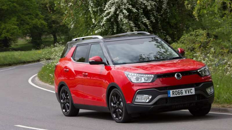 SsangYong in Geneva: Koreans are stomping again
