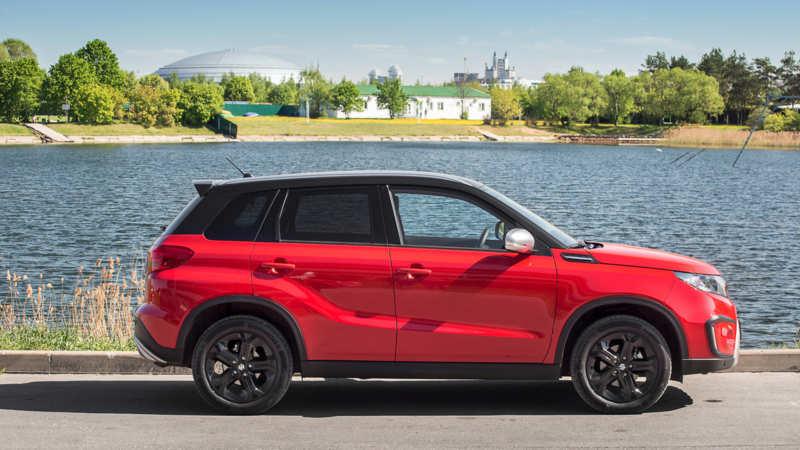 Suzuki Vitara S – check passed!