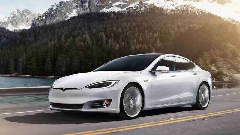 Tesla Model S is waiting for a major upgrade