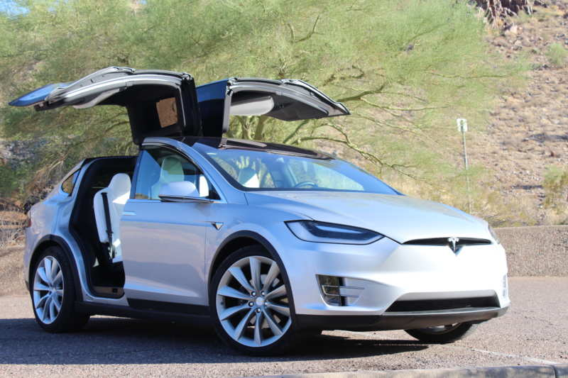 Tesla cars are going crazy