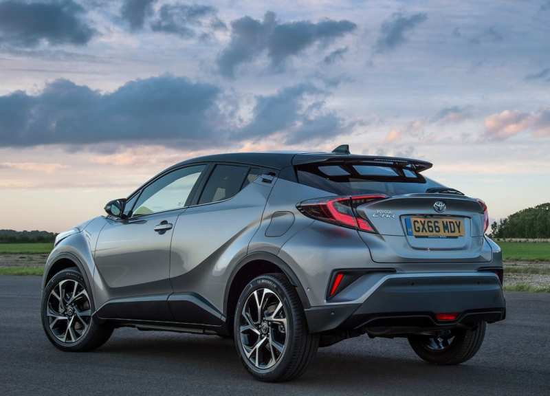 Toyota promises to be the first crossover among the best
