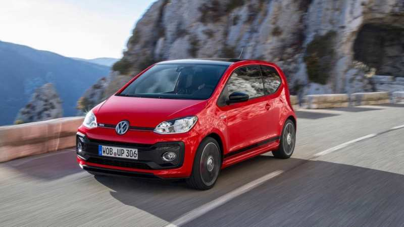 The cheap Volkswagen has been pumped to the fullest