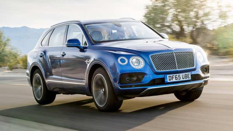 The unrivalled Bentley Bentayga
