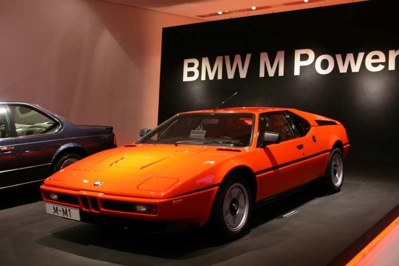 How steel was hardened: the history of the BMW M1