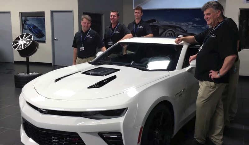 """In America, Camaro and Dodge got """"pissed off"""""""
