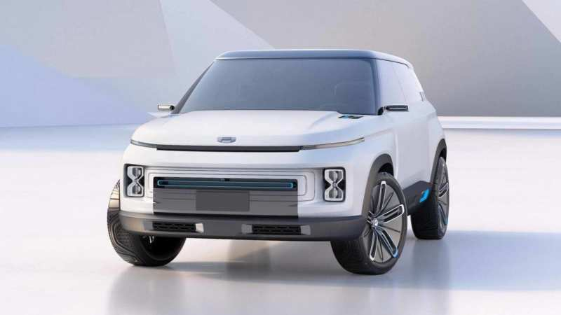 Geely's spectacular crossover, what's in common with Volvo and Lada?