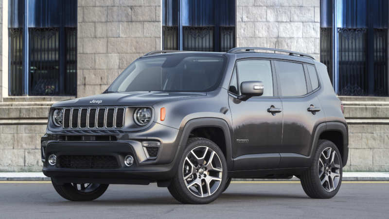 Such a compact Jeep Renegade