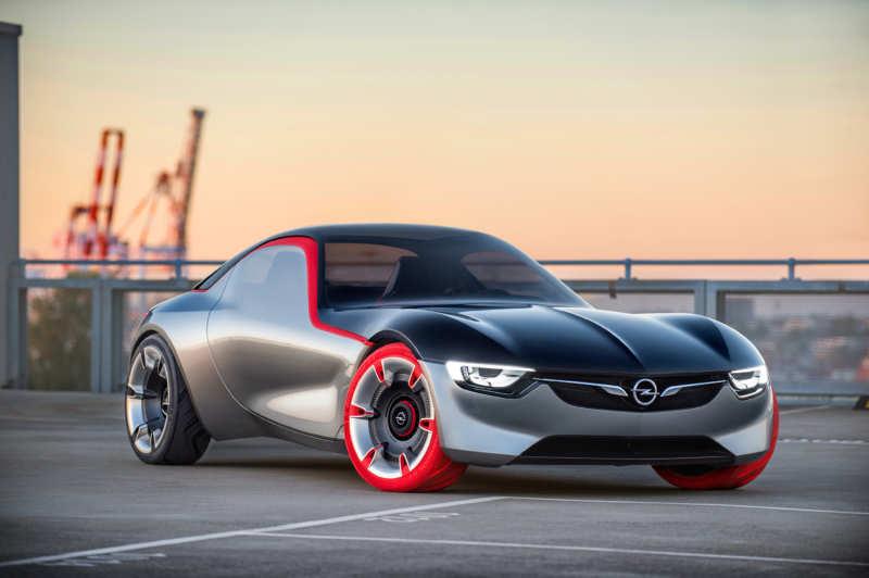 Opel GT Concept: no redundancies