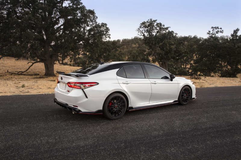 Introduced the most powerful Toyota Camry in 2018