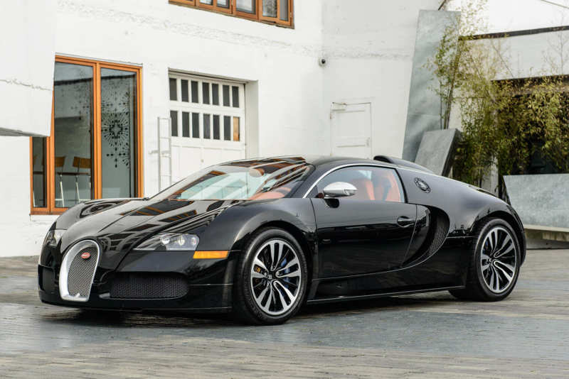 Veyron Sang Noir