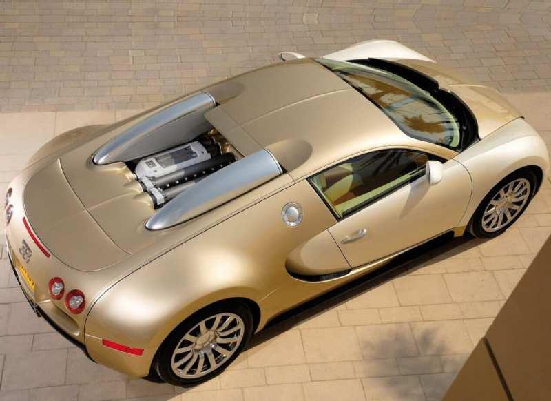 Bugatti Veyron photo auto