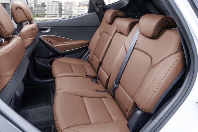 Rear sofa Hyundai Santa Fe