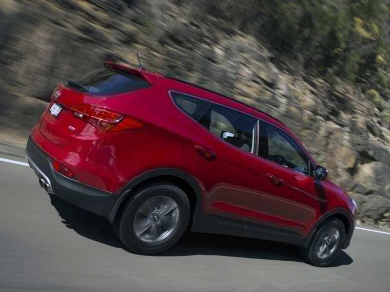 The new Hyundai Santa Fe