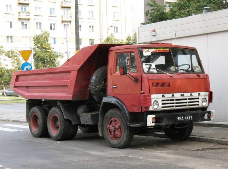 KAMAZ-5511