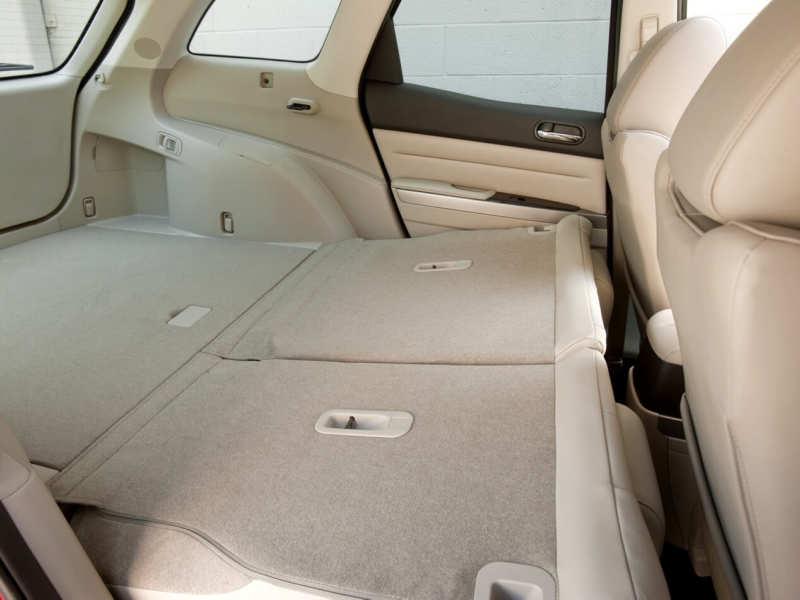 Photo of Mazda CX-7 salon