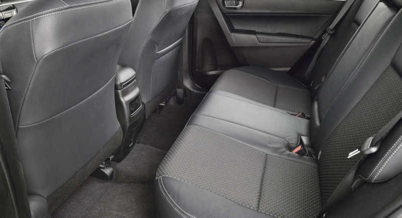 Toyota Corolla salon
