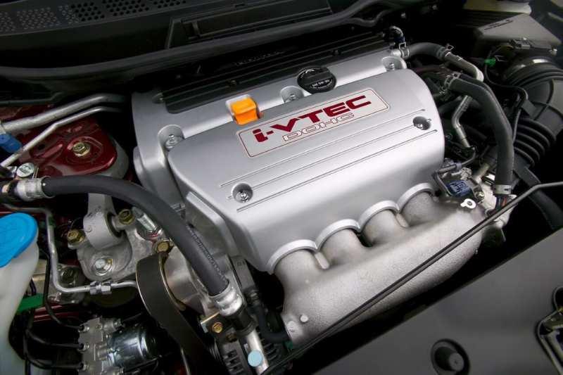 Powertrain Honda Civic Si