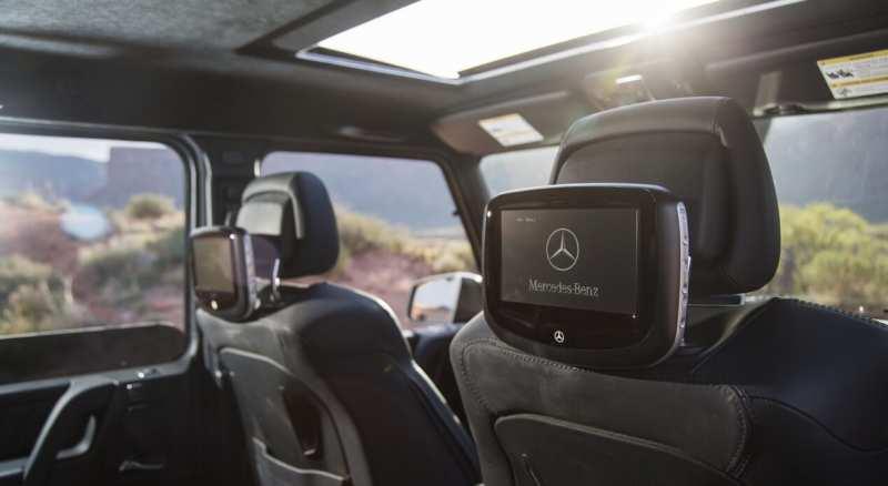 Mercedes-AMG G65 salon