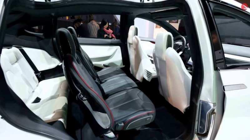 Photo of the Tesla Model X