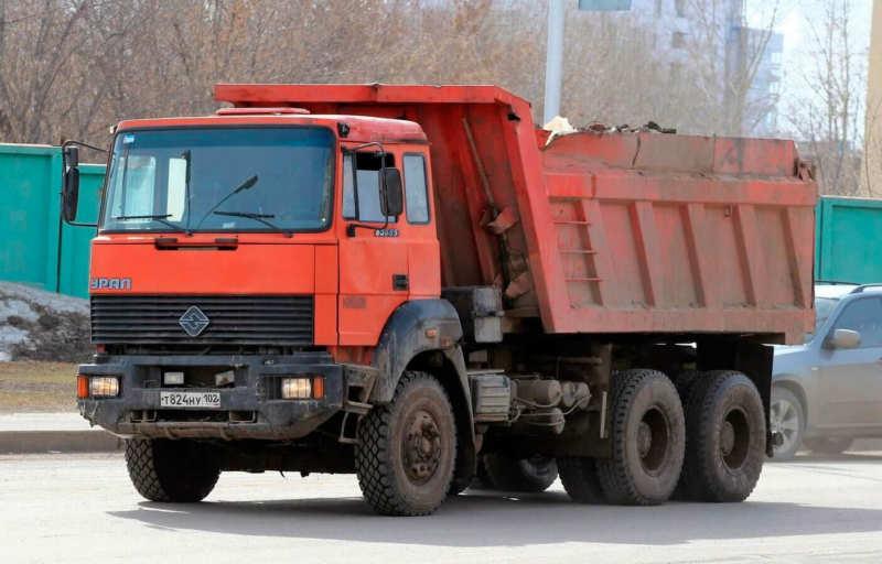 Ural-63685