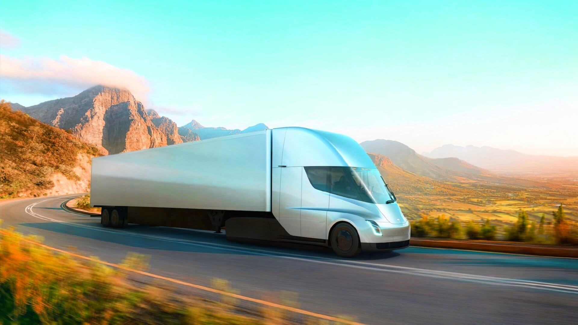 Tesla Semi - specifications, equipment, photos, videos ...