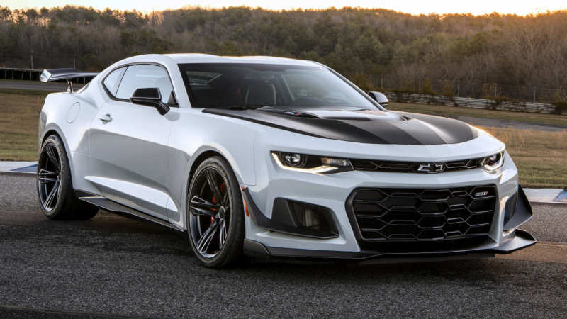 Chevrolet Camaro ZL1 1LE photo
