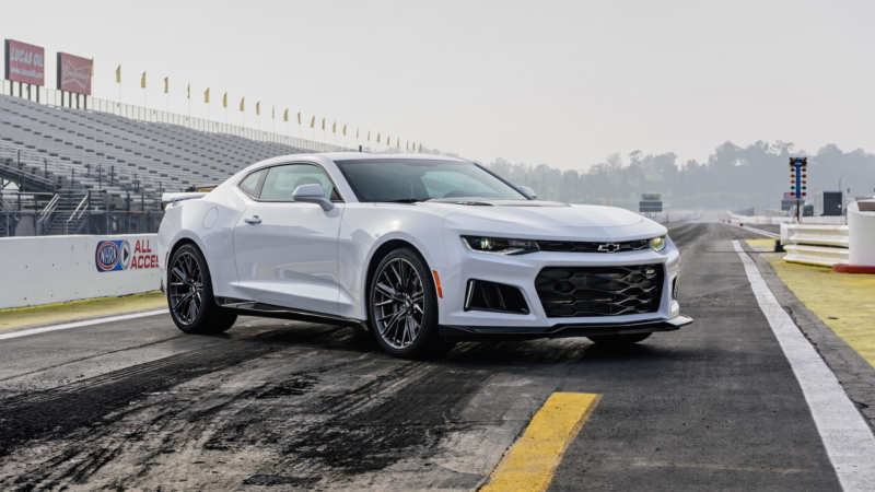 Chevrolet Camaro ZL1 car photo