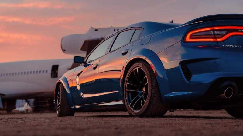 Photo of Dodge Charger SRT Hellcat