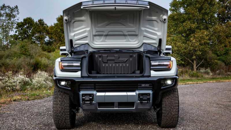 Photo of GMC Hummer EV